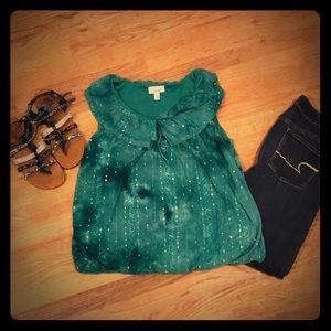NWOT Dress Barn Sleeveless Top